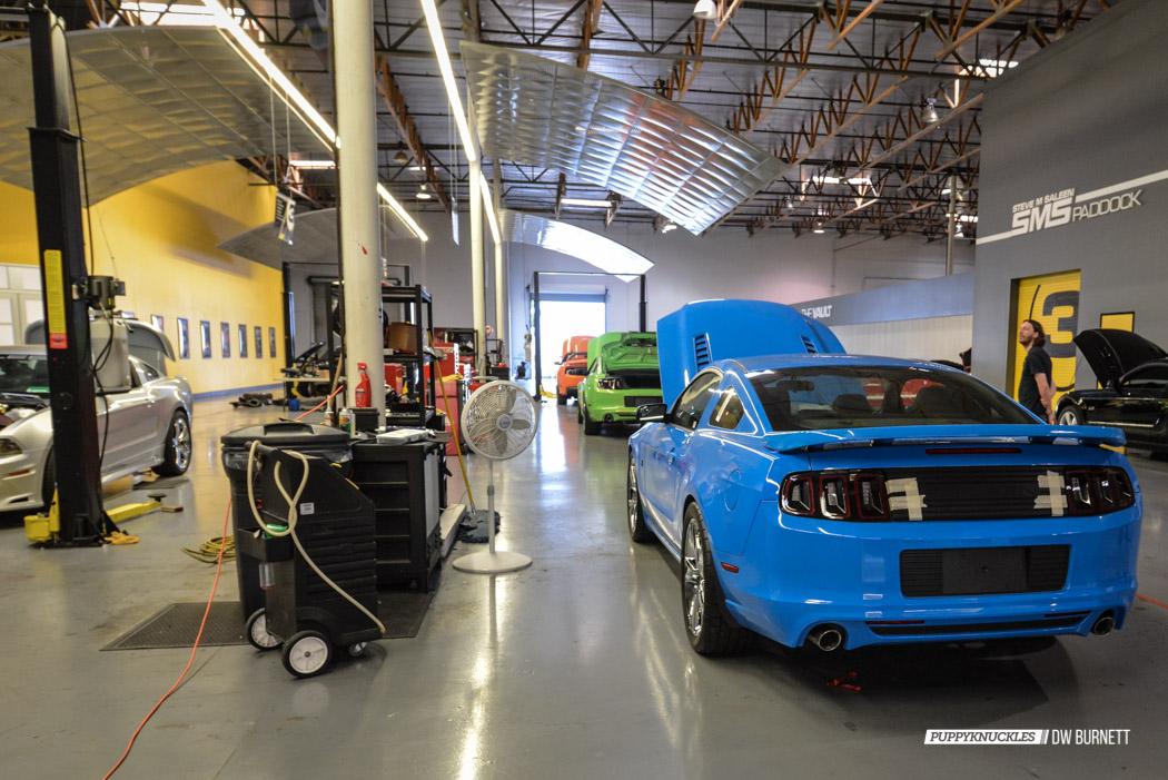 Saleen Factory Tour