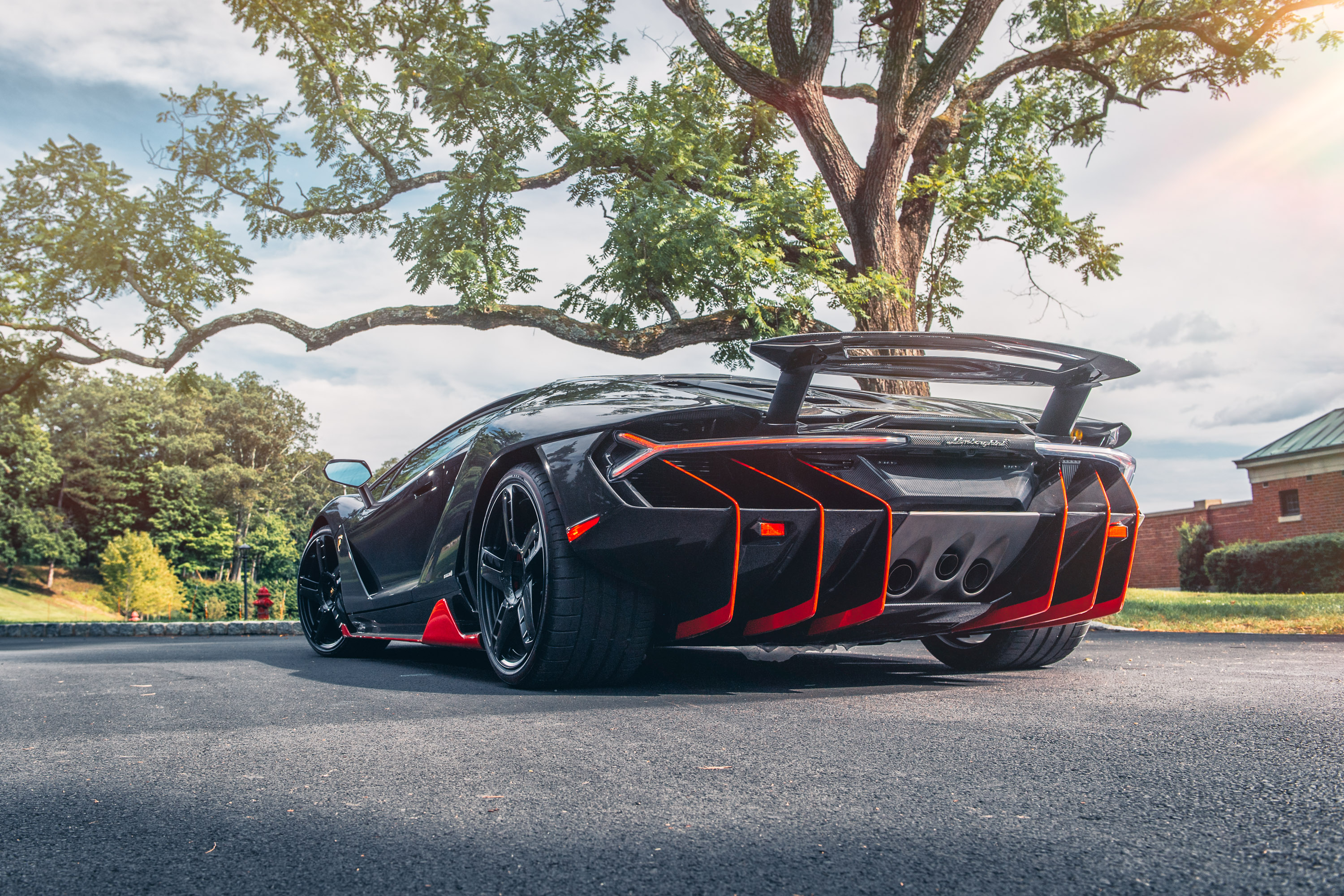 Lamborghini Centenario Recalled For Weight Sticker Bhp Cars